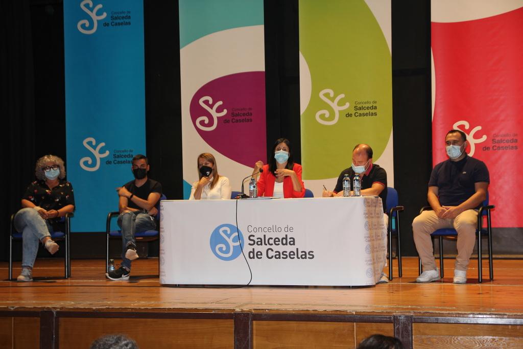 El Consello Veciñal de Salceda contará con representación de todos los sectores