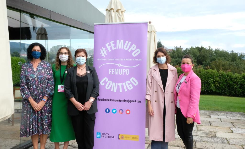 Tui acogió el II Congreso FEMUPO, centrado en los protocolos de atención a víctimas de violencia de género